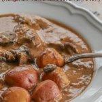 Marosszeki Heranytokany (Hungarian~Romanian Beef & Pork Stew)