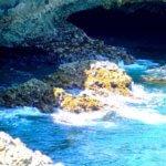 Aruba coastline