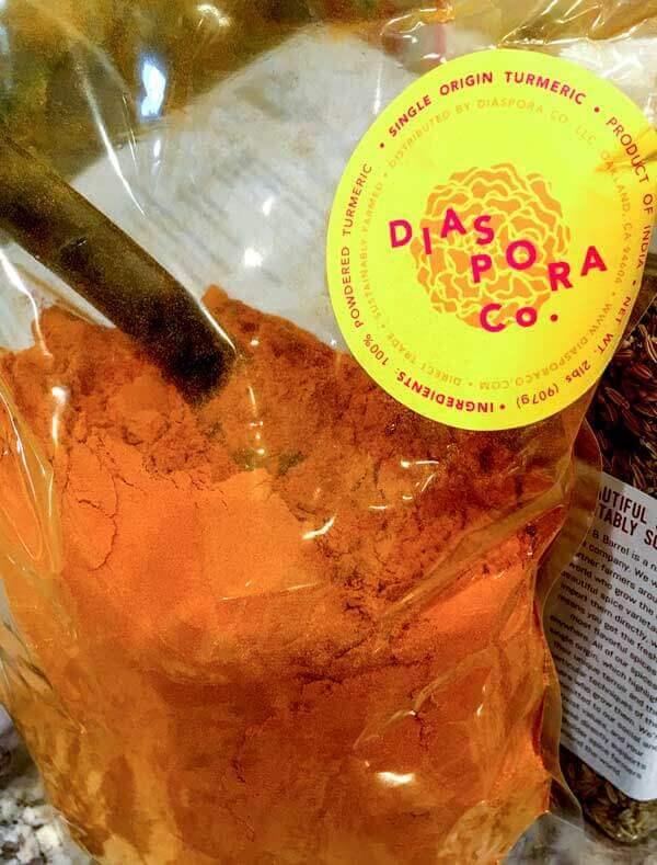 turmeric from Diaspora Co